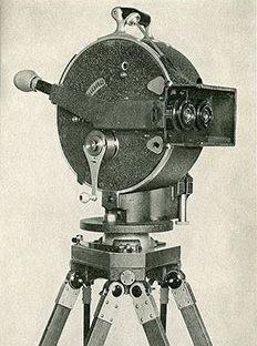 La caméra Pancake.