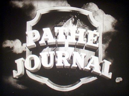Générique du Pathé Journal